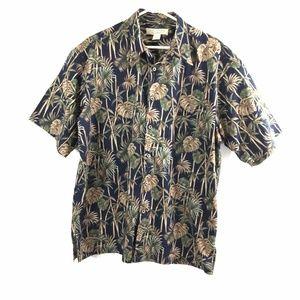 Island Republic Mens XL Tropical Shirt